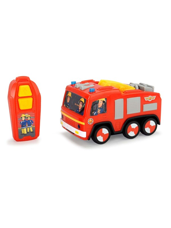 Image of   Dickie Fireman Sam RC Jupiter