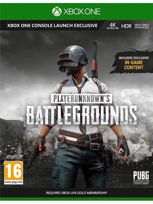 PlayerUnknown´s Battlegrounds - Microsoft Xbox One - FPS