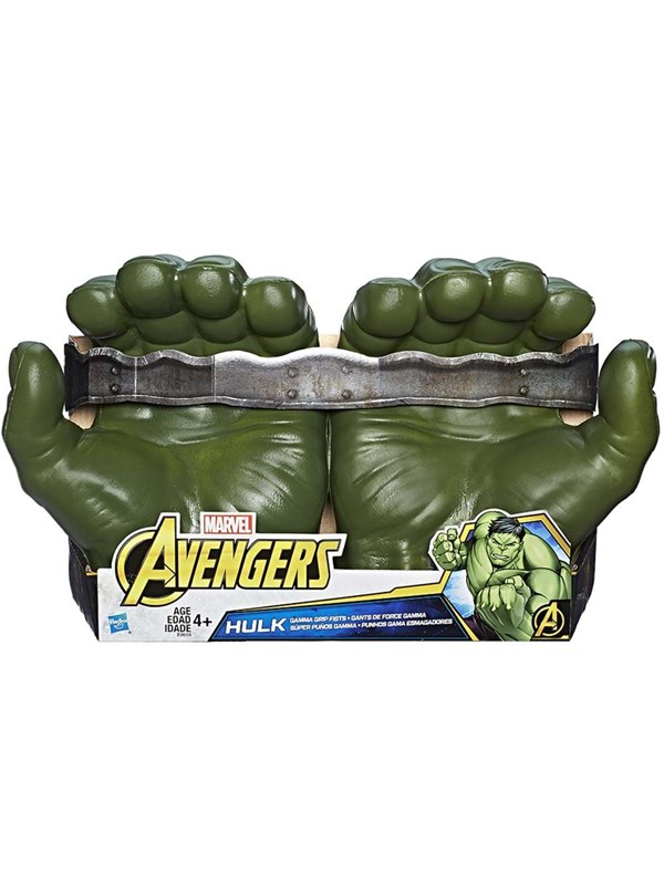 Image of   Hasbro AVN Hulk Gamma Grip Fists