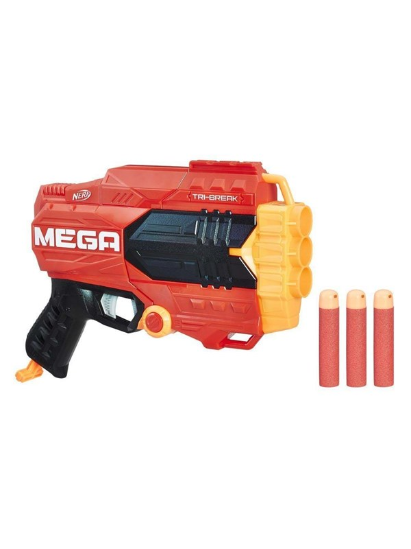 Image of   NERF N-Strike Mega Tri-Break