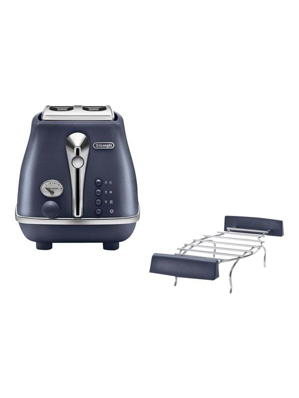 Image of   DeLonghi Brødrister Icona Elements