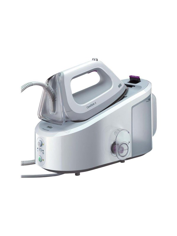 Image of   Braun Dampstrygejern CareStyle 3 -