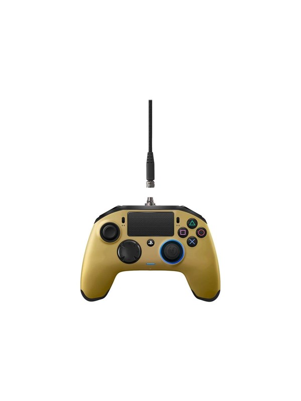 Image of   BigBen Interactive Nacon Revolution Pro Controller Gold - Gamepad - Sony PlayStation 4
