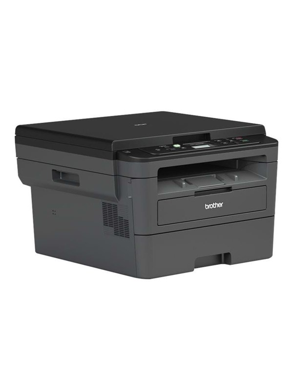 Image of   Brother DCP-L2530DW - multifunktionsprinter (S/H) Laserprinter Multifunktion - Monokrom - Laser