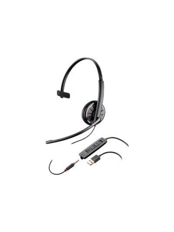 Image of   Plantronics Blackwire 315 - Sort