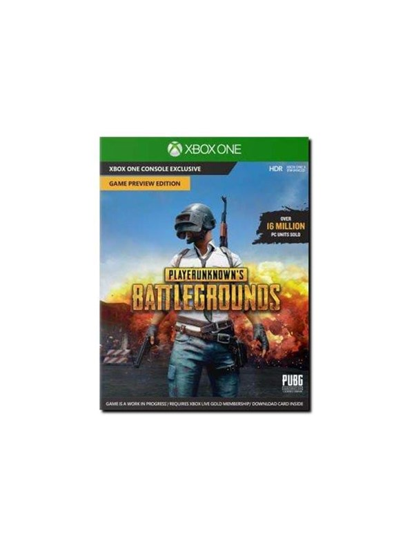 PlayerUnknown´s Battlegrounds - Microsoft Xbox One - MMOFPS