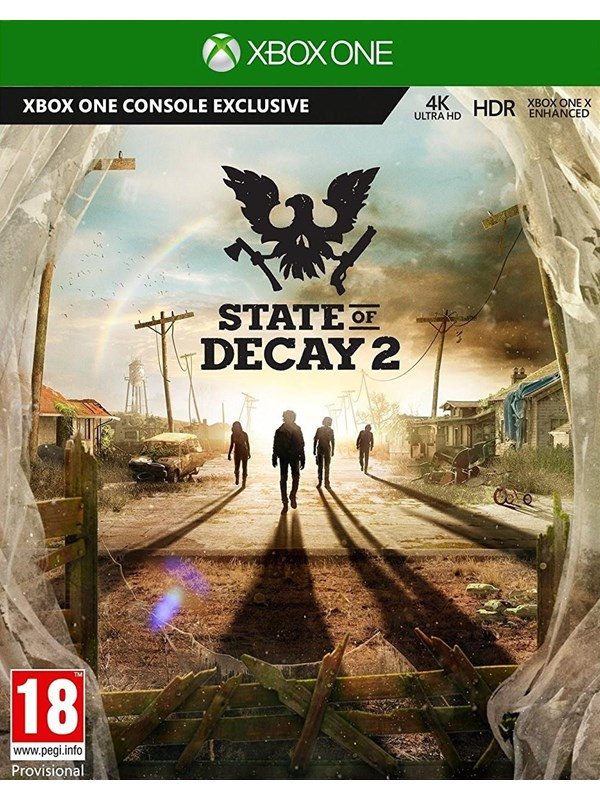 State of Decay 2 - Microsoft Xbox One - Action