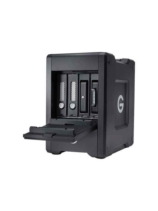 Image of   G-Technology G-SPEED Shuttle with ev Series Bay Adapter GSPSTH3ESBEB200004BBB