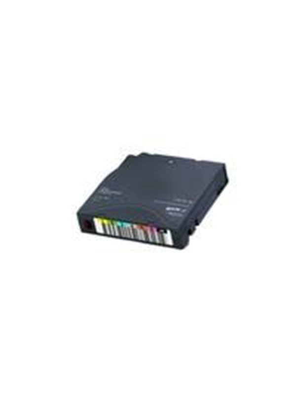 Image of   HP E Ultrium RW Non Custom Labeled with Case Data Cartridge