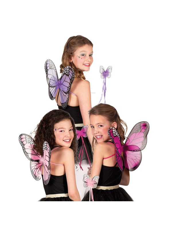 Image of   - Unknown Butterfly dress up