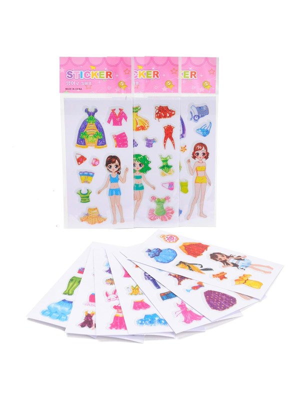 Image of   - Unknown Small Stickers-Fashion