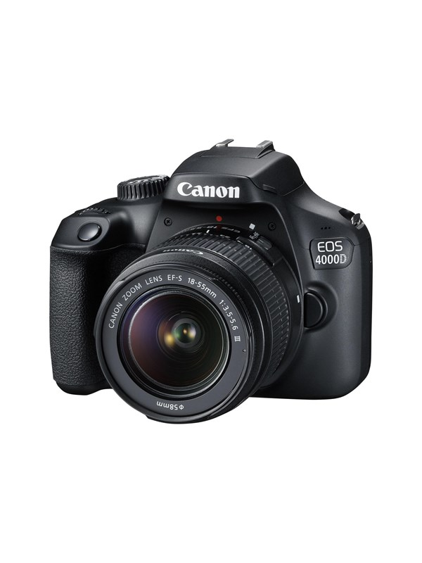 Image of   Canon EOS 2000D Body - Black