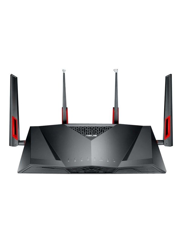 Image of   ASUS DSL-AC88U - Trådløs router AC Standard - 802.11ac