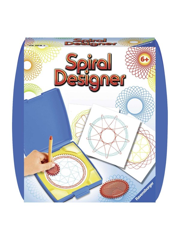 Ravensburger Spiral-Designer Mini - Blue