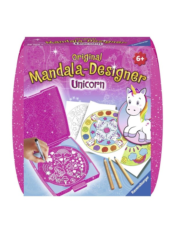 Ravensburger Mini Mandala Designer - Unicorn