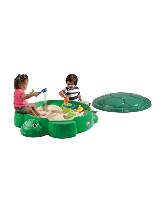 Image of   Little Tikes Turtle Sandbox 1 pcs.