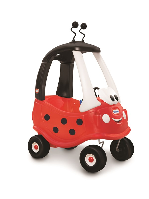 Image of   Little Tikes Cozy Coupe - Ladybird