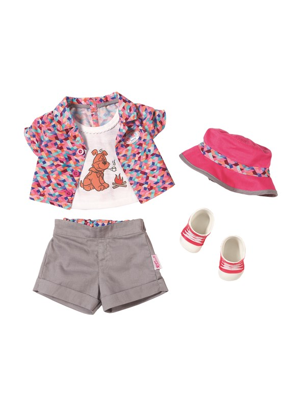 Image of   Baby Born BABY born® Play&Fun Deluxe Camping Outfit