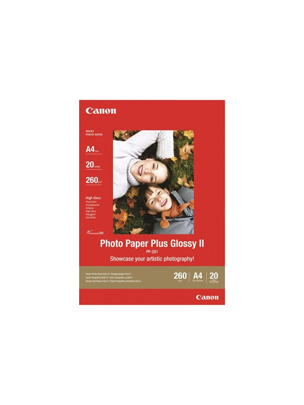 Canon Paper PP-201 Glossy 13x13cm - 20 sheets