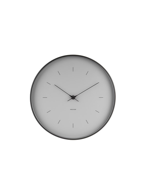 Image of   Karlsson Butterfly Hands Wall Clock