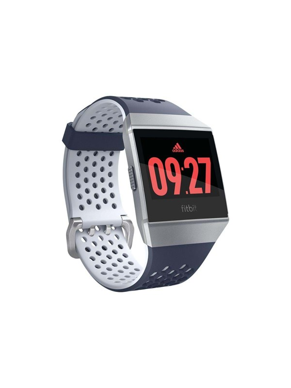 Image of   Fitbit Ionic Adidas Edition - ink blue/ice grey