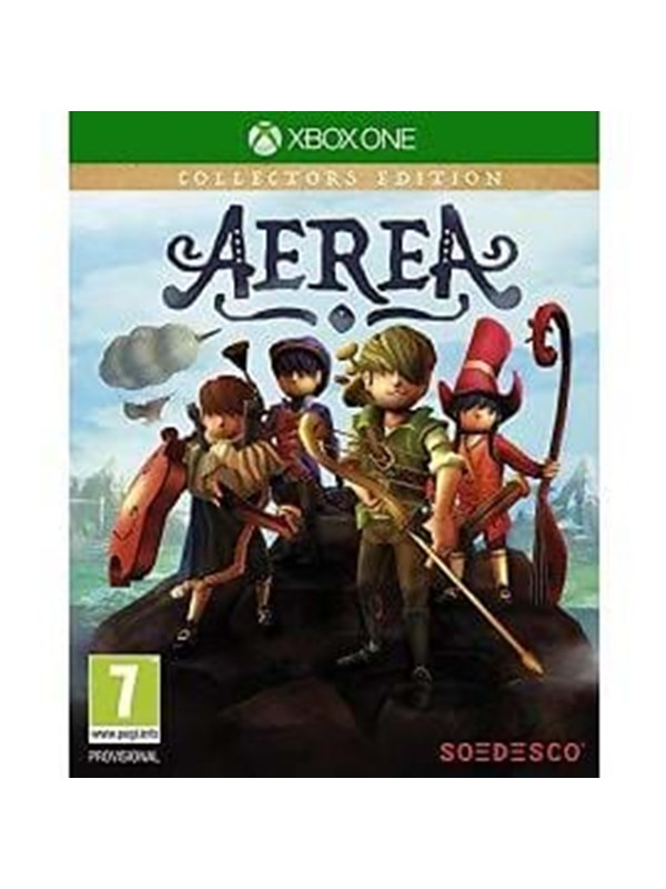 Image of   AereA: Collector's Edition - Microsoft Xbox One - Action