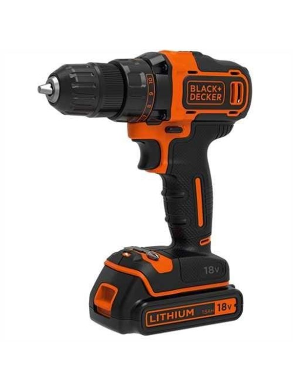 Image of   Black & Decker BDCDD186K-QW