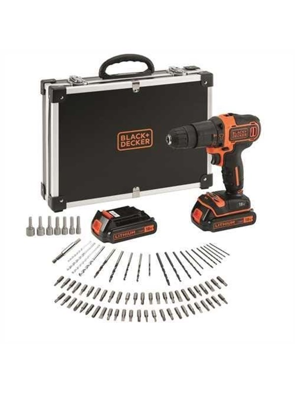 Image of   Black & Decker BDCHD18BAFC