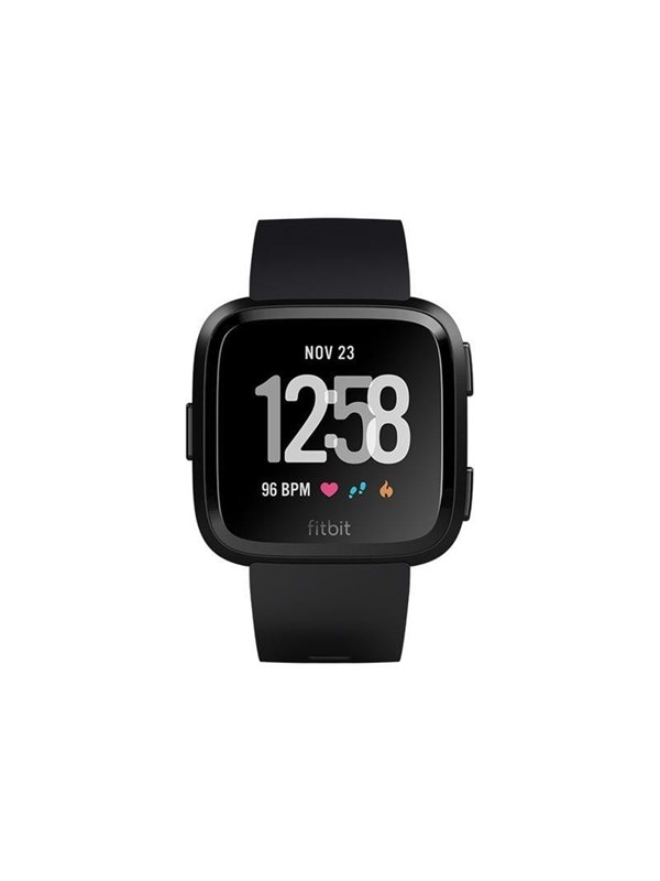 Image of   Fitbit Versa - one size - black alu