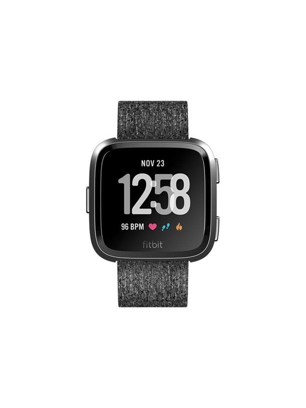 Image of   Fitbit Versa Special Edition - Charcoal