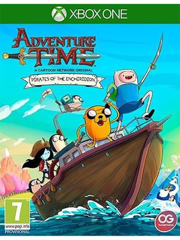 Image of   Adventure Time: Pirates of the Enchiridion - Microsoft Xbox One - Eventyr