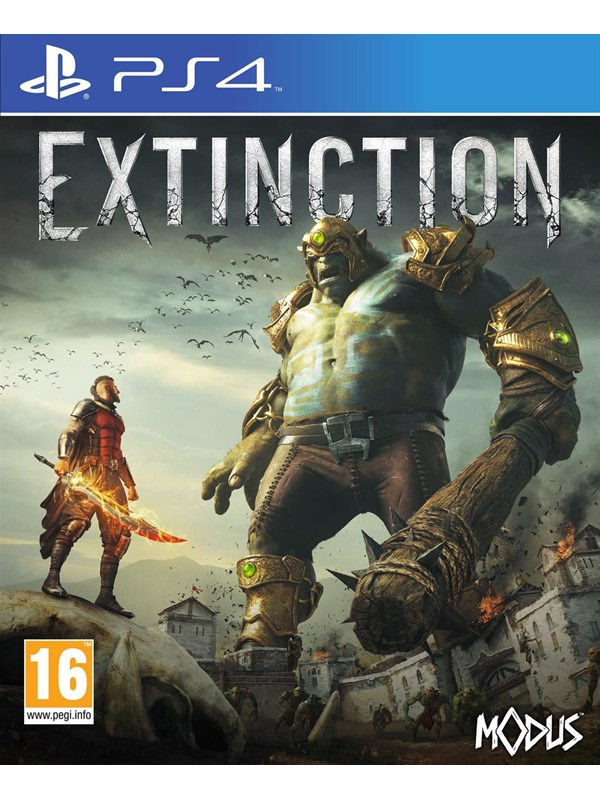 Extinction - Sony PlayStation 4 - Action/Adventure