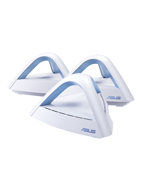 Image of   ASUS Lyra Trio (3 pack) AC1750 - Mesh router AC Standard - 802.11ac
