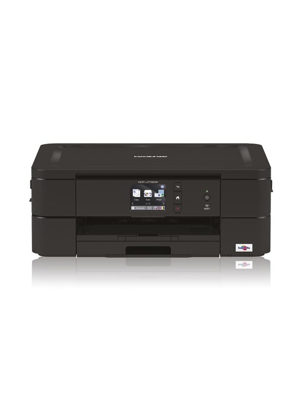 Image of   Brother DCP-J772DW A4 Inkjet printer Multifunktion - Farve -