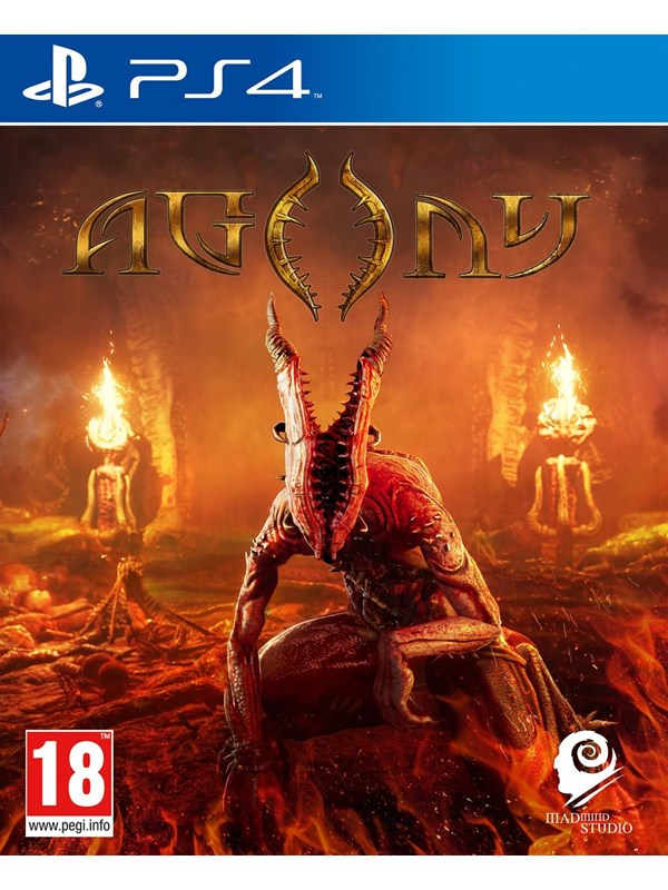 Image of   Agony - Sony PlayStation 4 - Action/Adventure