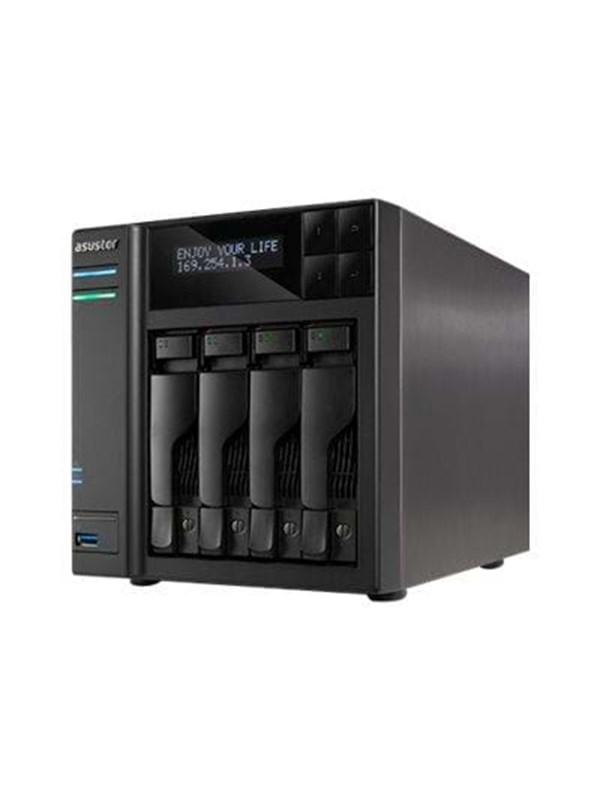 Image of   ASUSTOR AS7004T - NAS-server - 0 GB