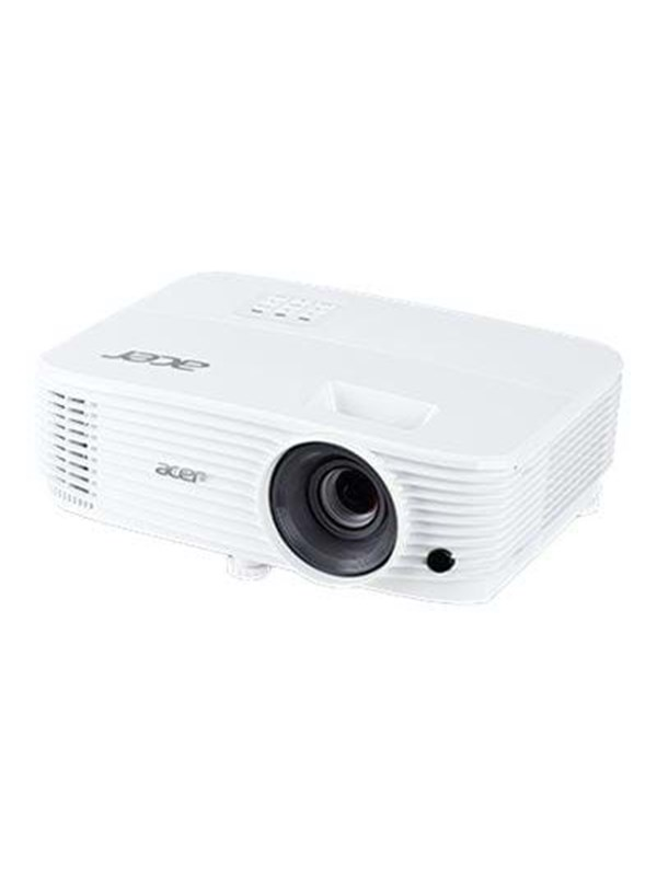 Image of   Acer Projektor P1350WB - DLP projector - portable - 3D - LAN - 1280 x 800 - 3700 ANSI lumens