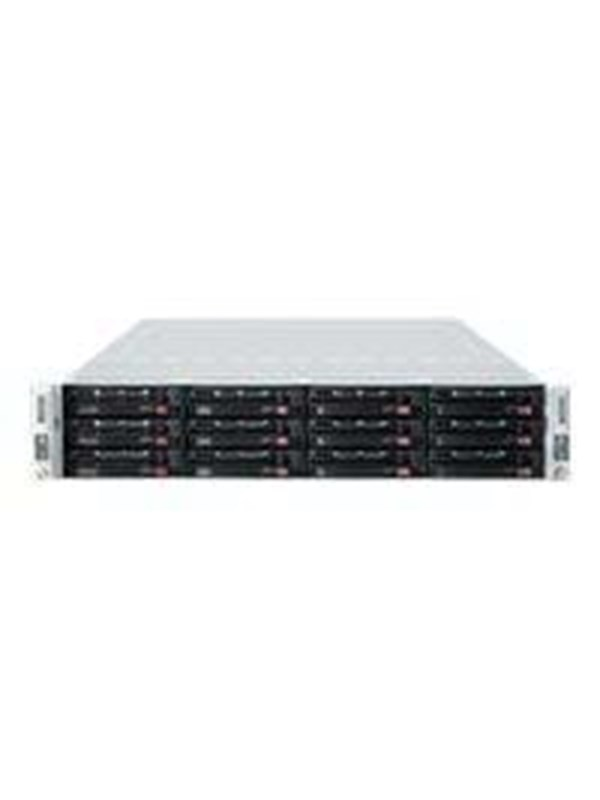 Image of   Supermicro SuperServer 6028TR-D72R