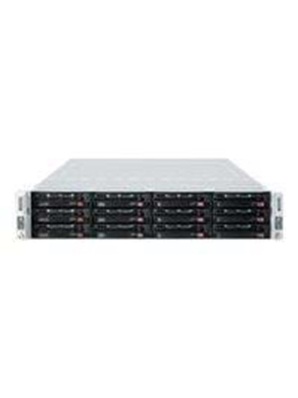 Image of   Supermicro SuperServer 6028TR-DTR