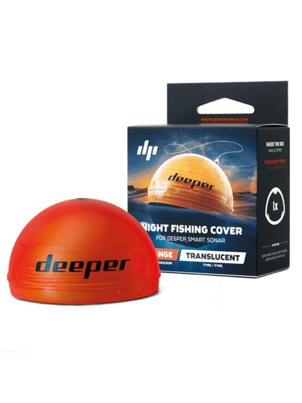 Image of   Deeper Night cover Orange