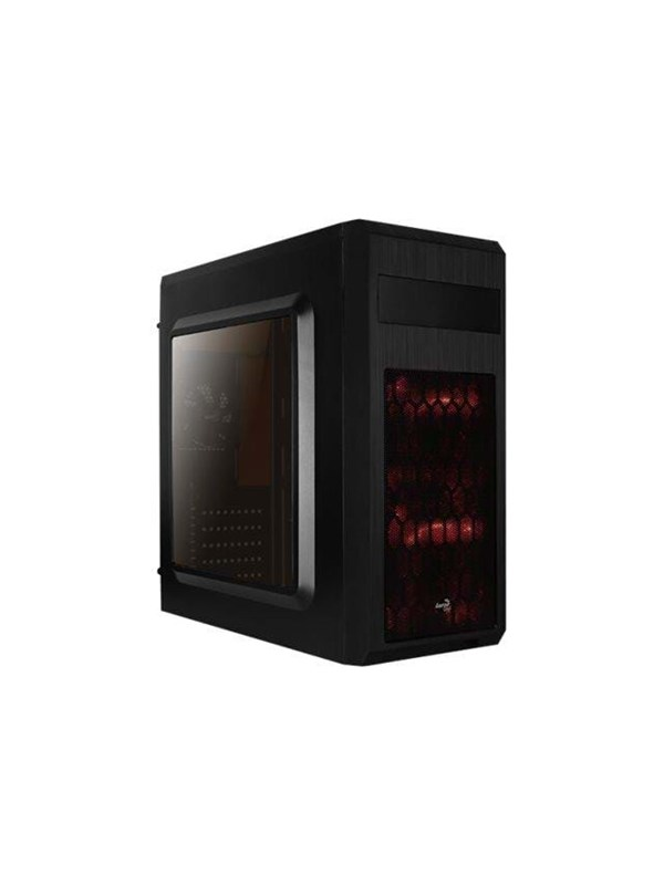 Image of   AeroCool SI-5101 Advance - Kabinet - Miditower - Sort