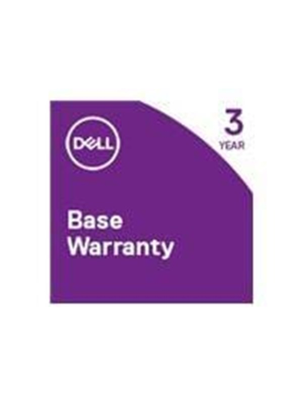 Dell 2Y Basic CAR > 3Y Basic NBD - Upgrade from [2 years Basic Collect & return] to [3 years Basic Warranty - Next Business Day] - extended service agreement - 3 years - on-site