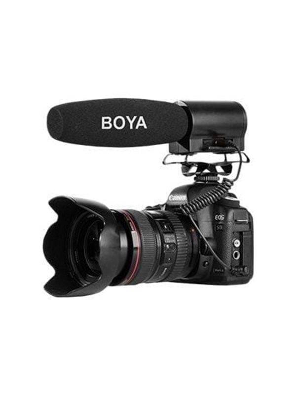 Image of   BOYA BY-DMR7 - microphone