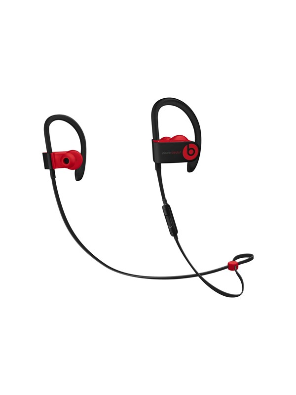 Image of   Apple Beats Powerbeats3 Wireless - Decade Collection - Red/Defiant Black - Rød