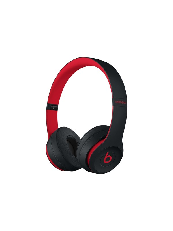 Image of   Apple Beats Solo3 - Decade Collection - Red/Defiant Black - Rød