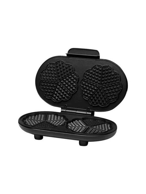 Image of   OBH Nordica Vaffeljern 6969 Select Double - waffle maker - black