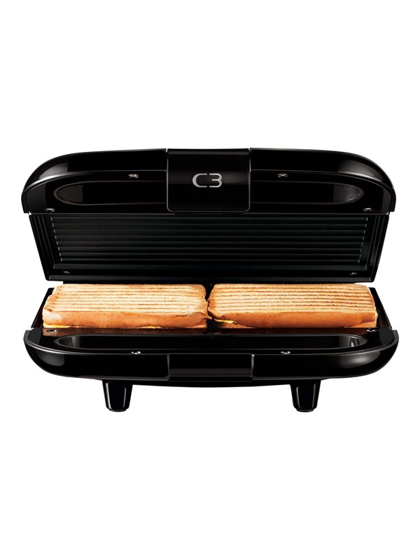 Image of   C3 30-10720 - grill - black