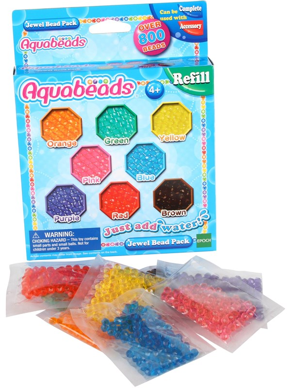 Image of   Aquabeads Jewel Bead Pack