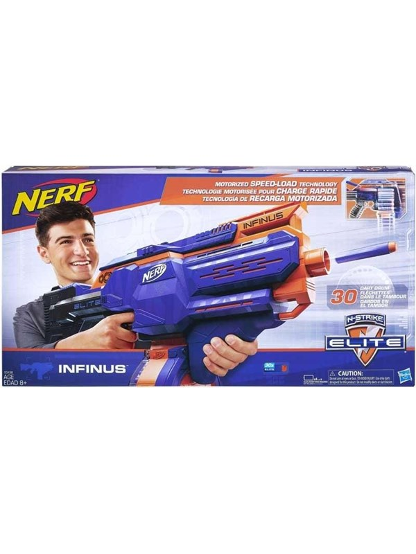 Image of   Hasbro Nerf N-Strike Elite Infinus