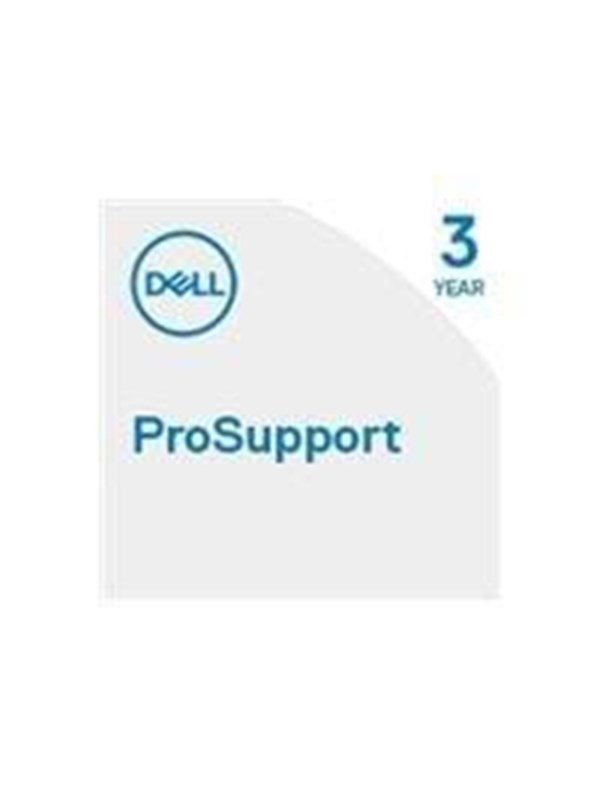 Dell 3Y CAR > 3Y PS CAR - Upgrade from [3Y Collect & return] to [3Y ProSupport Collect & return] - extended service agreement - 3 years - pick-up and return